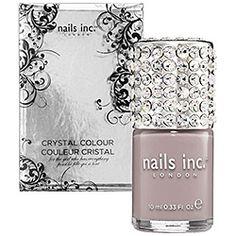 nails inc. - Crystal Colour  #sephora