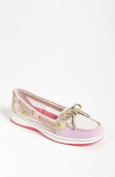 Sperry Top-Sider® 'Angelfish' Boat Shoe available at #Nordstrom