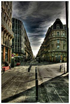 Toulouse, Rue Alsace-Lorraine