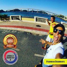 FOTO DA SEMANA: @jademusso  Abrindo o sábado  Publiquem suas fotos com nossa hashtag para participar: #connectrunners  Veja também em nossa Fan Page: facebook.com/connectrunners  #running #corrida #corridaderua #fotodasemana #runner #runners #correr #run #corredor #instarunners #loucosporcorrida #corredores #vidasaudavel #health #amor #love #saude #ilhadoboi #vitoria #correcapixaba