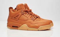 Get Ready For The Air Jordan 4 Premium Ginger