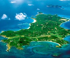 Mustique, St. Vincent and the Grenadines, Caribbean