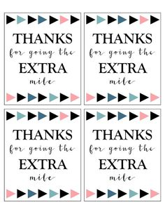 Extra Gum Thank You Printable - Paper Trail Design Appreciation Message, Employee Appreciation Gifts, Volunteer Appreciation, Volunteer Gifts, Staff Gifts, Employee Gifts, Thank You Printable, Free Thank You Cards, Thank You Gifts