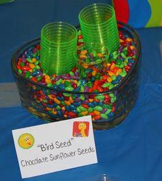 "Photo 1 of 49: Sesame Street, Elmo / Birthday ""Jackson's Sesame Street Party""   Catch My Party"