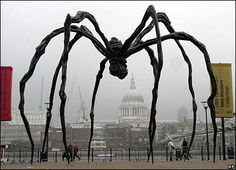 Bourgeois'spider
