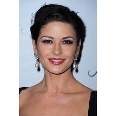 Catherine Zeta-Jones At The After-Party For A Little Night Music Opening Night After Party Canvas Art - (16 x 20)