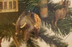 Christmas decoration from the Grand Duchesses's Christmas tree.
