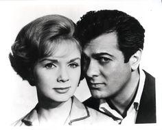Debbie Reynolds & Tony Curtis