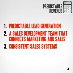 Predictable Revenue in 60 seconds. Want the version? Get a free Readitfor.me account. Sales Development, Lead Generation, Thing 1 Thing 2, Accounting, This Book, Marketing, Free, Business Accounting