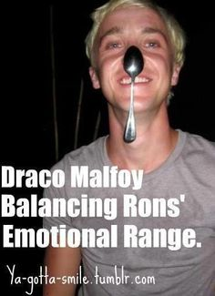 Silly Draco ;D