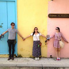 Our nursing students visited Cuba this past winter break