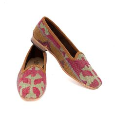 Classic Kilim Loafers