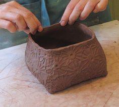 Updated Berry Bowl - Ceramic Arts Network #ceramicart