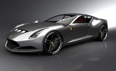 Ferrari 612 GTO Concept | By: Sasha Selipanov, via Beautiful Life (#ferrari)