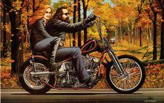 #ugurbilgin #UniTED #Riders #Brotherhood of #Turkey   #motorcycle   art
