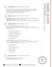CreativeExpressive  Resume Templates    Template