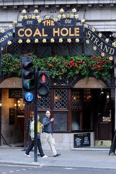 The Coal Hole Strand London