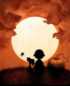 A Charlie Brown Halloween