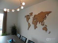 wereldkaart hout - Google zoeken