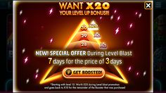 level blast promo by Noa Brumberg Gambling Games, Casino Games, Game Sales, Game Ui, Level Up, Slot, Banner, Neon Signs, Design