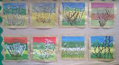 School Lessons, Art Lessons, Art Sites, Teaching Art, Art For Kids, Easter, Jar, Colours, Watercolor