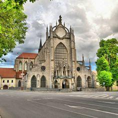UNESCO Katedrála Nanebevzetí Panny Marie a sv. Jana Křtitele, Kutná Hora, Sedlec / UNESCO Cathedral of Assumption of Our Lady and Saint John the Baptist, Sedlec, Kutná Hora, Czech Republic