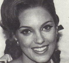 Mitzi Stander | Miss South Africa 1968,
