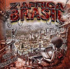 Z'África Brasil - Verdade e Traumatismo 2007