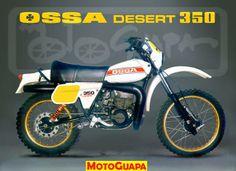 Ossa Desert 350 Enduro