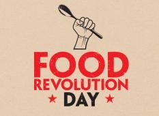 19 mei: Food Revolution Day  20 mei: Food for the Soul basis Sessie #Inspiratie huis