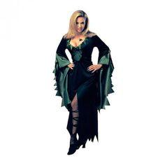 Horror Shop: Zauberin / Enchantra Kostüm Gr. 36-38 S/M