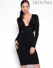 Hedonia Tiffany Long Sleeved Mid Dress