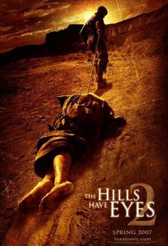The Hills Have Eyes 2 Movie Poster - Internet Movie Poster Awards Gallery