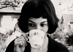 audrey tautou amelie gif - Google Search
