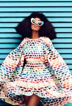 monstyleapp:  Fashion Icon I Solange Knowles  @Mon Style App