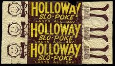 holloway slo-poke.....if you bit down on this you were sure to lose a filling