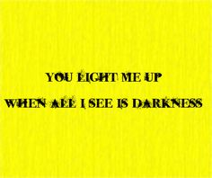 Birdy - Light me up. This song always cheers me up!