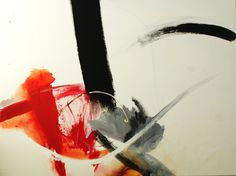 """Saatchi Online Artist: HyunRyoung Kim; Mixed Media 2012 Painting """"Event3"""""""