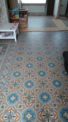 Encaustic tiles www.floorz.nl
