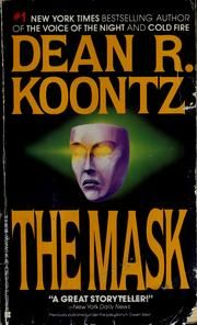 my first dean koontz book ... and i was hooked