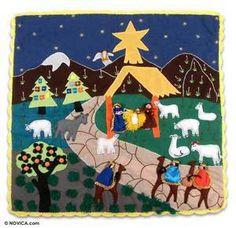 The Nativity Peru