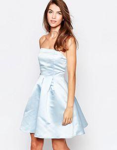 Lux Chiffon Clover Green Bridesmaid Dresses AX01920 - Amys Wedding ...