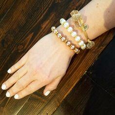 Fabulously Overdressed Fashion Blog. Bourbon and Boweties bracelets. Jewelry. Fabulouslyoverdressed.com