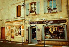 Villeneuve-les-Avignon, Provence-Alpes-Cote d'Azur, France