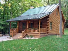 cabin plans and designs | Small Cabin Plans | Craftsman Home Plans
