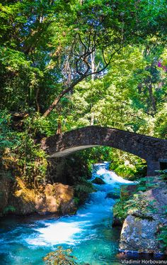 Parque Nacional Eduardo Ruiz, Uruapan, Michoácan, Mexico