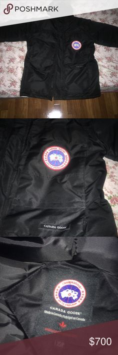 Canada goose in good condition Good jacket for the winter must buy now good price Canada Goose Jackets & Coats Bomber & Varsity