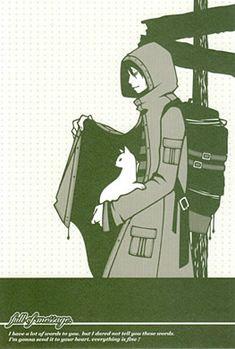ワカマツカオリ ポストカード No.002 - FEWMANY ONLINE SHOP