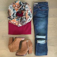 perfect fall outfit? I think so