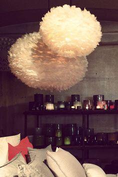 Feather Lamp | Artilleriet | Inredning Göteborg  Kids room